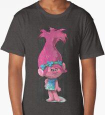 Trolls poppy Long T-Shirt