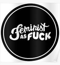 Girl Power AF Poster
