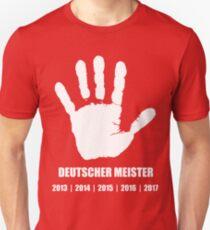 Munich deutscher meister 2017 T-Shirt