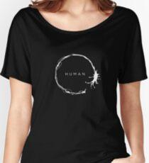 HUMAN II Women's Relaxed Fit T-Shirt
