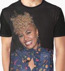EMELI SANDE SMILES FOR CAMERA Graphic T-Shirt