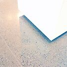 A floor, which is covered with Tiles in a Building by Imi Koetz