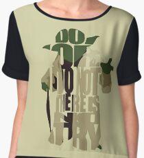 Yoda Women's Chiffon Top