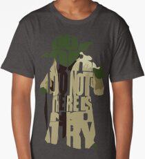 Yoda Long T-Shirt