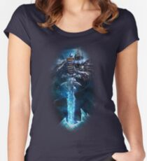 Arthas Women's Fitted Scoop T-Shirt
