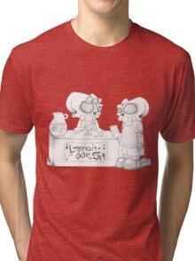 Lemonade Stand Tri-blend T-Shirt