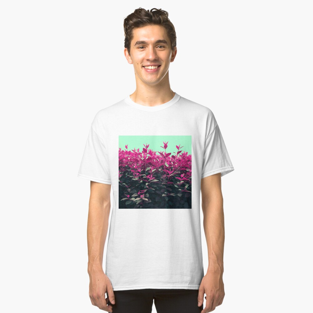 Pink Spring Classic T-Shirt