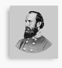 Stonewall Jackson Canvas Print
