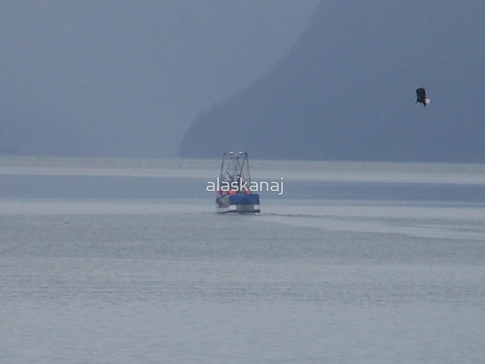 Fishing Partner by alaskanaj