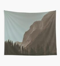 Yosemite Valley Wall Tapestry