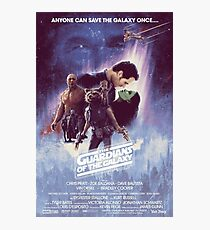 The Guardians of the Galaxy Photographic Print