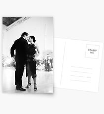 Tango in Black Postcards