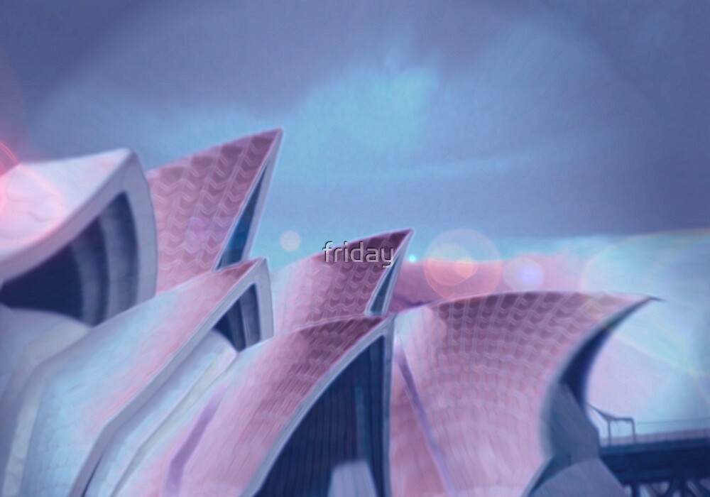 pink opera by Amagoia  Akarregi