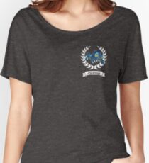 Luxray Crest Logo Women's Relaxed Fit T-Shirt