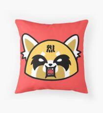 Retsuko chan Throw Pillow