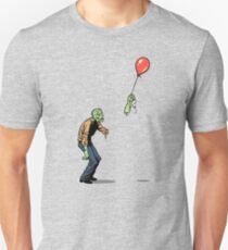 Zombie and Baloon T-Shirt