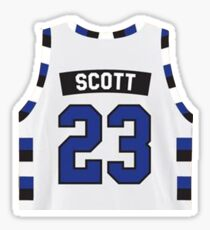 OTH jersey Sticker