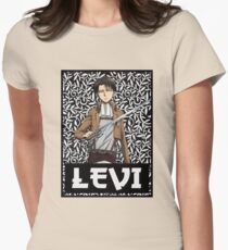 Levi Logo v2 Womens Fitted T-Shirt