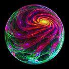 Celestial Cyclone by Shelley Heath