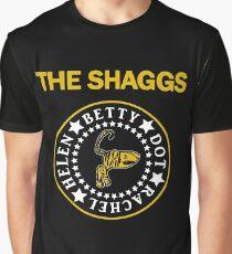 Camiseta gráfica El estilo Shaggs - Ramones