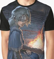 I tend to the flame, and tend to thee Graphic T-Shirt