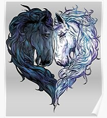 Love Horses Poster