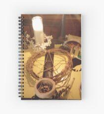 Energy Spiral Notebook