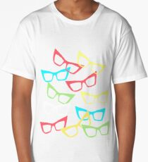 Very Becoming Spectacles Long T-Shirt