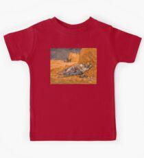 Van Gogh - rest from work Kids Clothes