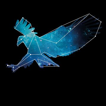Eagle constellation by Lindis