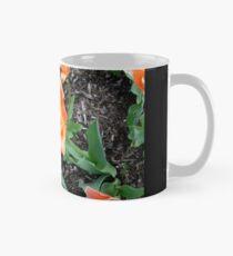 Orange Flowers for Inspiration Classic Mug