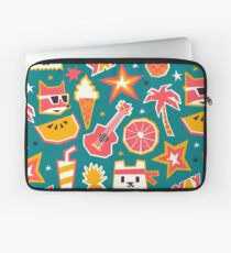 Summer is yay! Laptop Sleeve