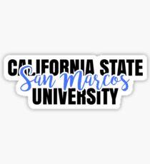 CSU San Marcos Sticker