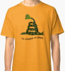 No Steppe On Pepe Classic T-Shirt