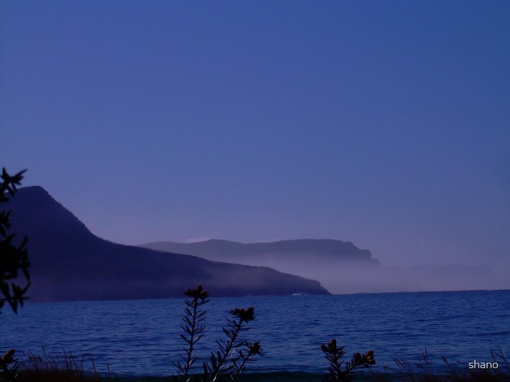 my beach at sunrise by shano