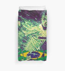 Neymar Brazil Duvet Cover