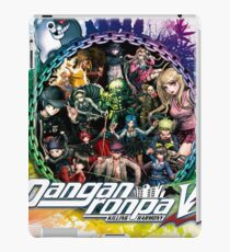 Danganronpa V3 Key Art iPad Case/Skin