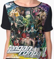 Danganronpa V3 Key Art Women's Chiffon Top