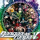 Danganronpa V3 Key Art by GameGeekzDesign