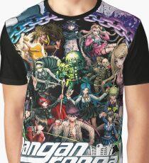 Danganronpa V3 Key Art Graphic T-Shirt