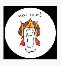 Maxi Padmé Photographic Print