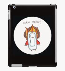Maxi Padmé iPad Case/Skin