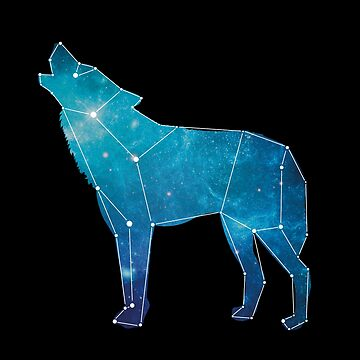 Wolf constellation by Lindis