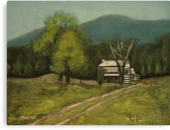 """""""Philip's Place""""... prints and products by Bob Hall©"""
