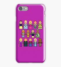 8-Bit Princess iPhone Case/Skin