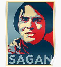 Póster Carl Sagan