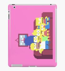 The Simpsons Pixel Art iPad Case/Skin