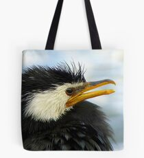 Does It Make Any Difference! - Shag/Cormorant - Queenstown NZ Tote Bag