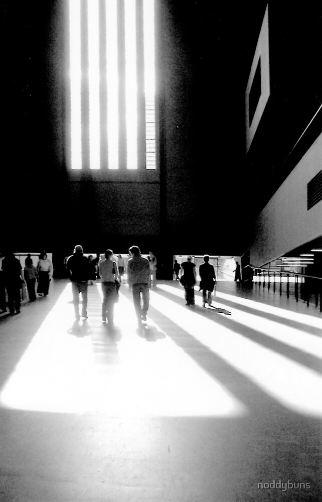 Tate Modern, London by noddybuns