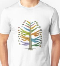 Mineral Family Tree Unisex T-Shirt